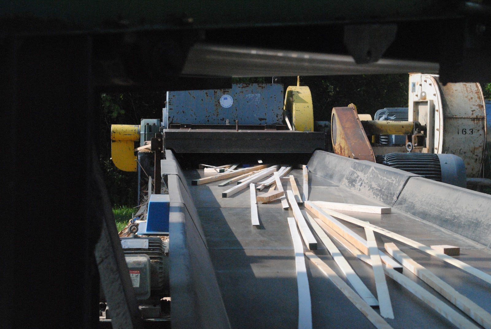 Wv Rails And Wood July 17 2012 Colonial Millworks And