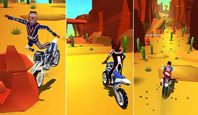 Download Game Android Faily Rider