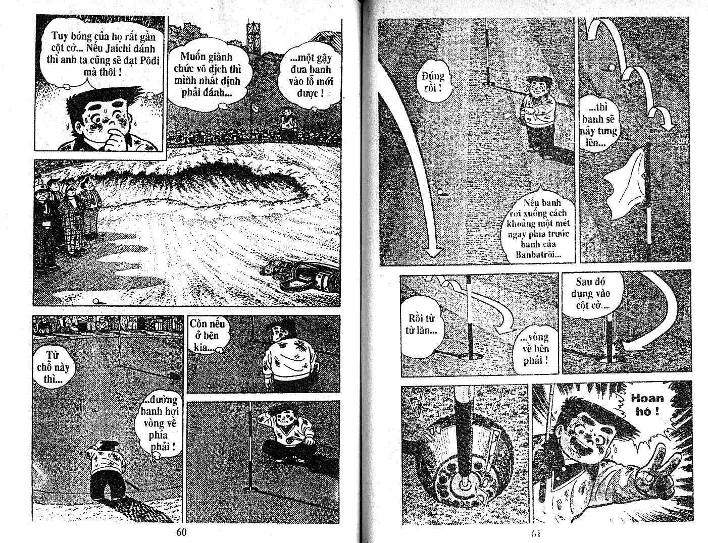 Ashita Tenki ni Naare chapter 20 trang 29