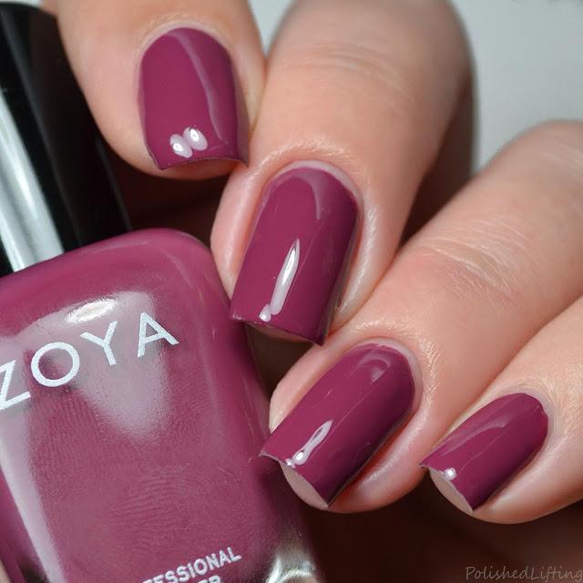 marsala creme nail polish