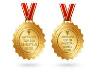 Among the Top 150 Christian blogs