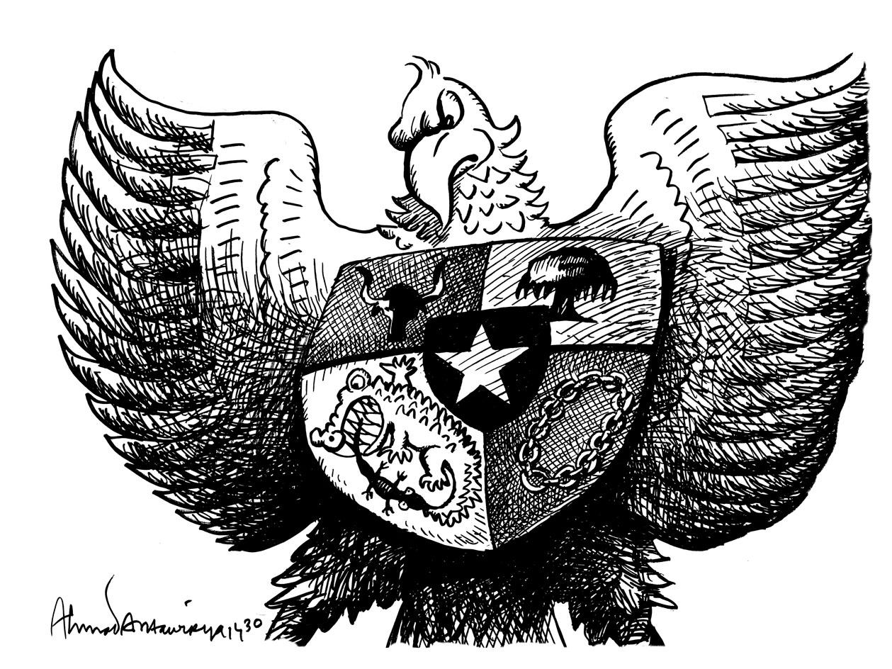 Sunardian Selamat Pagi Indonesia Yang Konon Rukun Dan Damai
