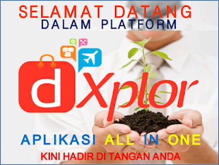 Aplikasi Sejuta Manfaat DXplor