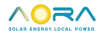 AORA Solar Energy Local Power