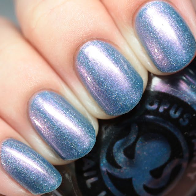 Octopus Party Nail Lacquer Hocus Focus