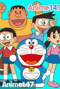 Doremon - Hoạt Hình Doraemon HTV3 Tiếng Việt 2013 Poster
