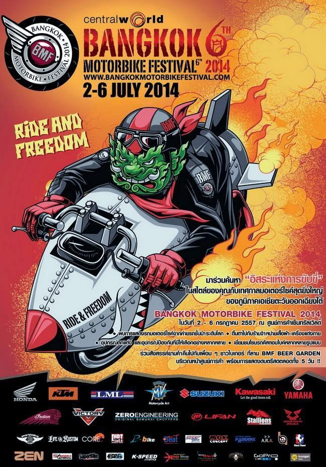 6th Bangkok Motorcycle Festival
