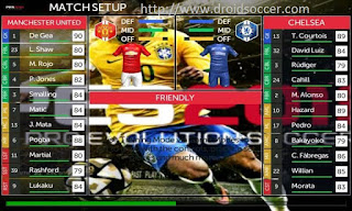 FTS Mod PES 2018 by Deni Apk + Data Obb Android