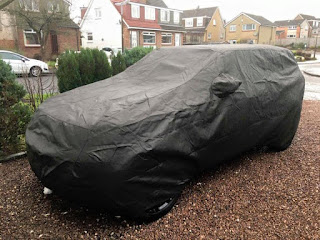 Range Rover Sport Custom Outdoor Car Cover