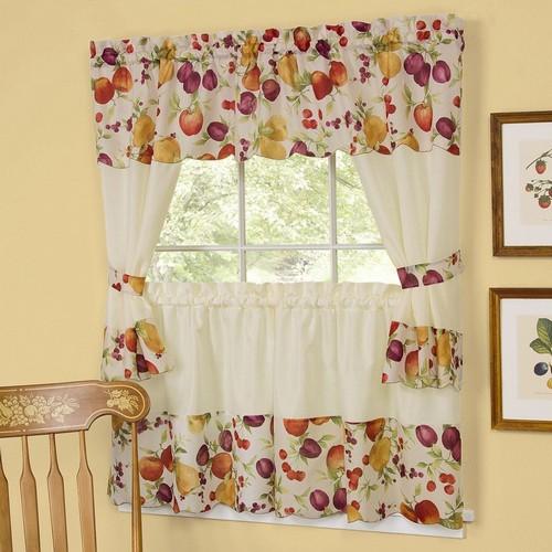 Kitchen Design Ideas: Fabric For Kitchen Curtains
