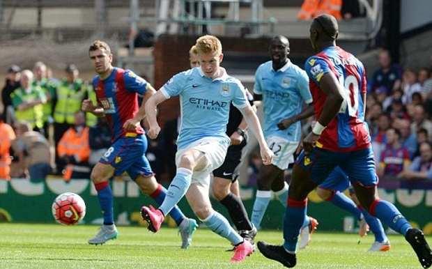 Crystal Palace vs Mancehster City