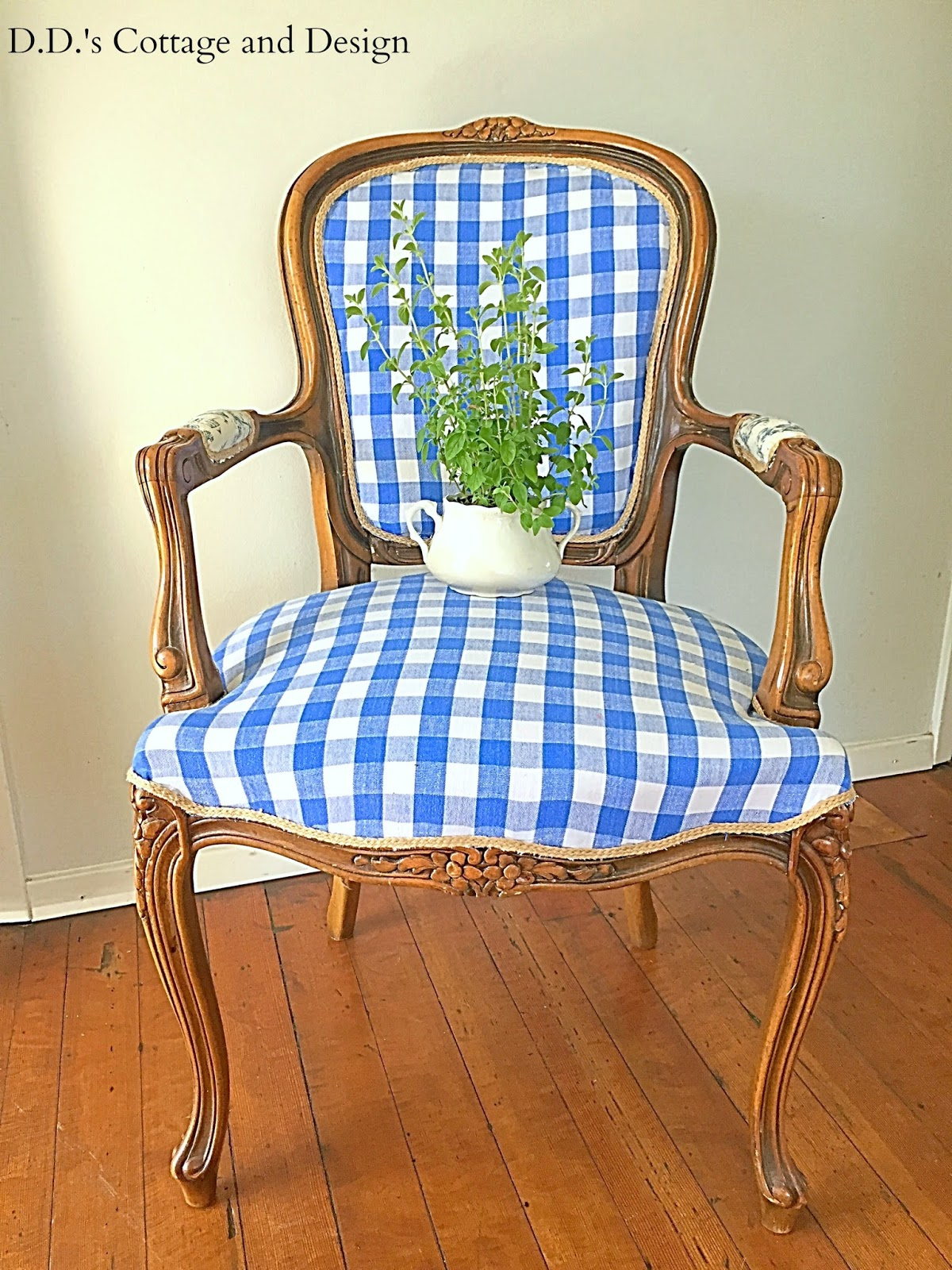 Buffalo Plaid Chair Covers At Walmart D 39s Cottage And Design Check
