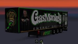 Trailer Gas Monkey Energy Drink