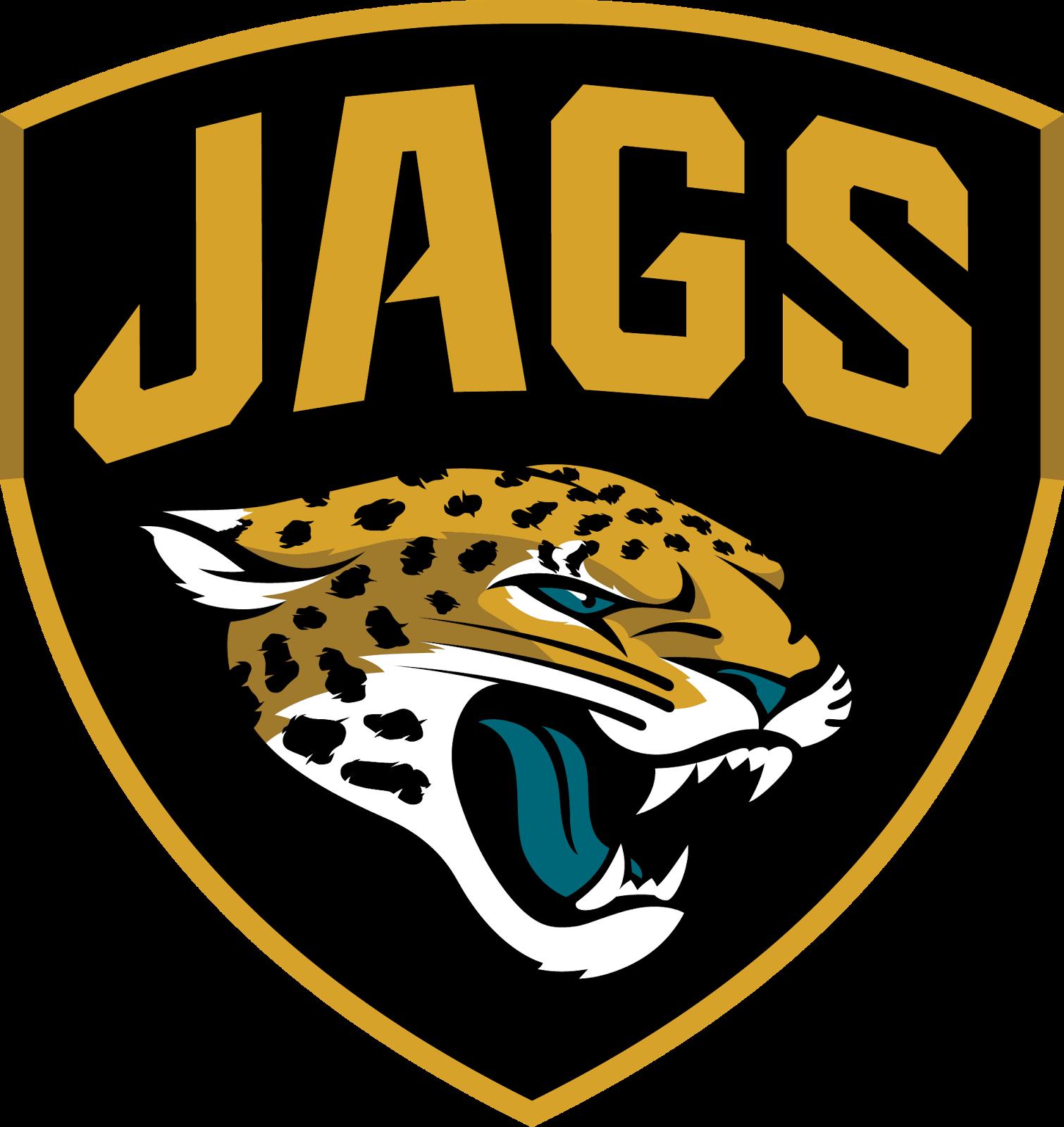 nfl jaguars jacksonville logo novo football logos team jaguar teams novos alternativos um