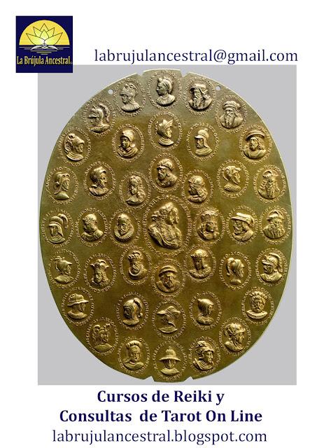 Alchimistisches Medaillon: Oro Alquímico totalmente REAL