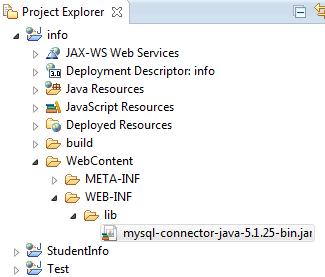JSP MySQL Eclipse JEE Development Tutorial - BigKnol