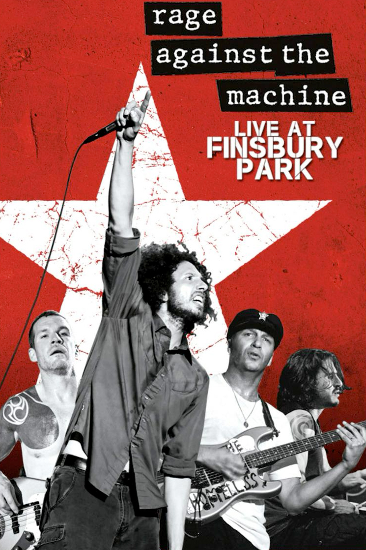Rage Against The Machine – Live at Finsbury Park in 2010