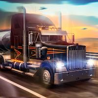 Truck Simulator USA Apk Data Mod Money