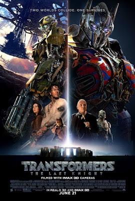 Transformers The Last Knight [2017] [DVD R1] [Latino]