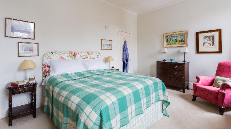 Dormire nelle case più belle di Londra autentico stile country in città camera letto