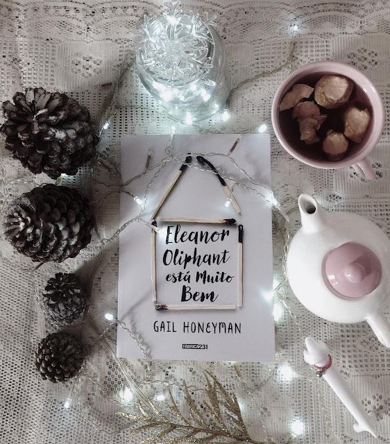 Eleanor Oliphant está muito bem, de Gail Honeyman