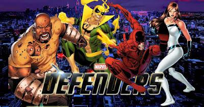 Comment regarder Marvel's The Defenders sur Netflix depuis n'importe où?