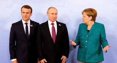 """Встреча лидеров """"нормандской четверки"""" состоится на следующей неделе"""