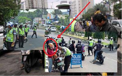 WooW... Amalan dan Doa INI Agar Terhindar Dari Razia Polisi Lalu Lintas, JANGAN DI SALAH GUNAKAN..!!