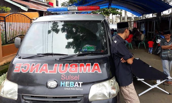 Dua Tahun Berjalan, Masyarakat Bosowasi Puji Ambulance Gratis Bro Rivai