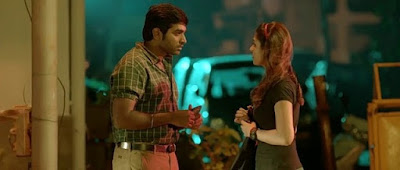 Screen Shot Of HOllywood Movie By Nenu Rowdy Ne 2016 Download And Watch Online Free at Movies365.in