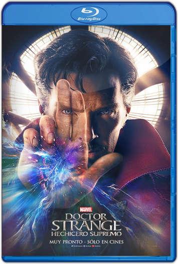 Doctor Strange: Hechicero Supremo (2016) HD 1080p Latino