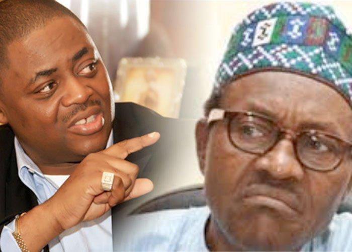 Femi Fani Kayde and Muhammadu Buhari