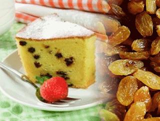 Cake Nenas Kismis Yang Menawan Dengan Rasa Yang Nikmat