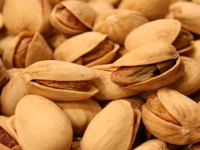 Dry Fruits Name Pistachio