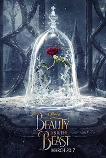 Beauty and the Beast (2017) Teaser Poster 1