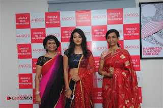 Telugu Actress Bhanu Sri Stills in Lehenga Choli at Anoo's Salon Launch at Ongole  0005.jpg