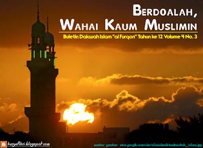12-4-3 Berdoalah wahai kaum muslimin - karyafikri.blogspot.com