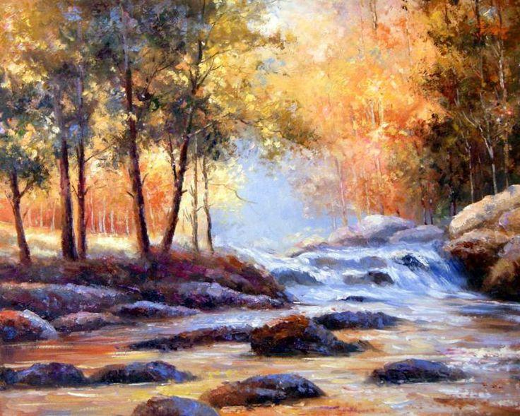 Pintura de Rios