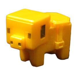 Minecraft Chest Series 2 Pig Mini Figure