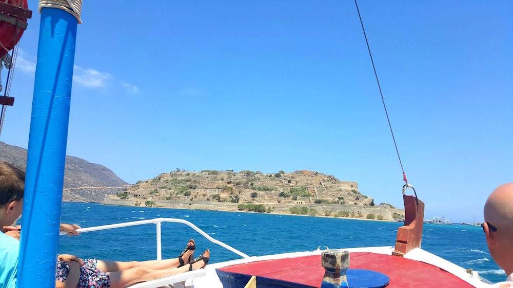 spingalonga island crete