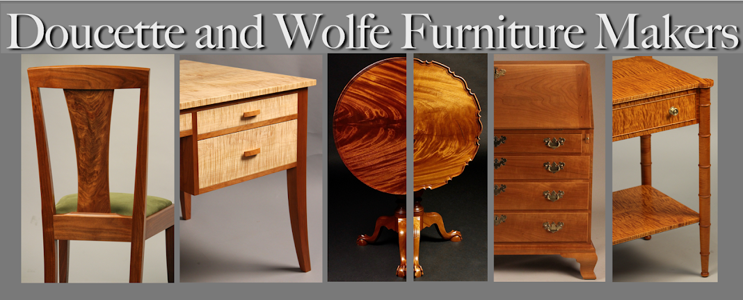 Captivating Doucette And Wolfe Fine Furniture Makers