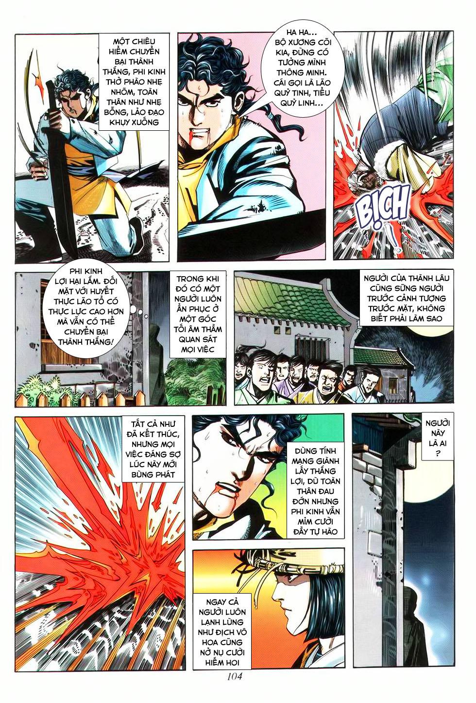 Bá Đao Chap 27 - Truyen.Chap.VN