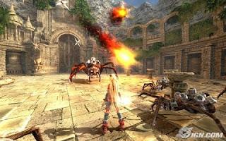 X-Blades (Xbox 360) 2009