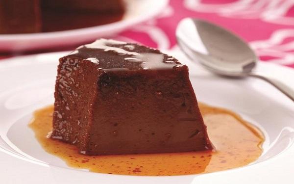 Receita de Flan light de chocolate (Imagem: Reprodução/Ana Maria Braga)
