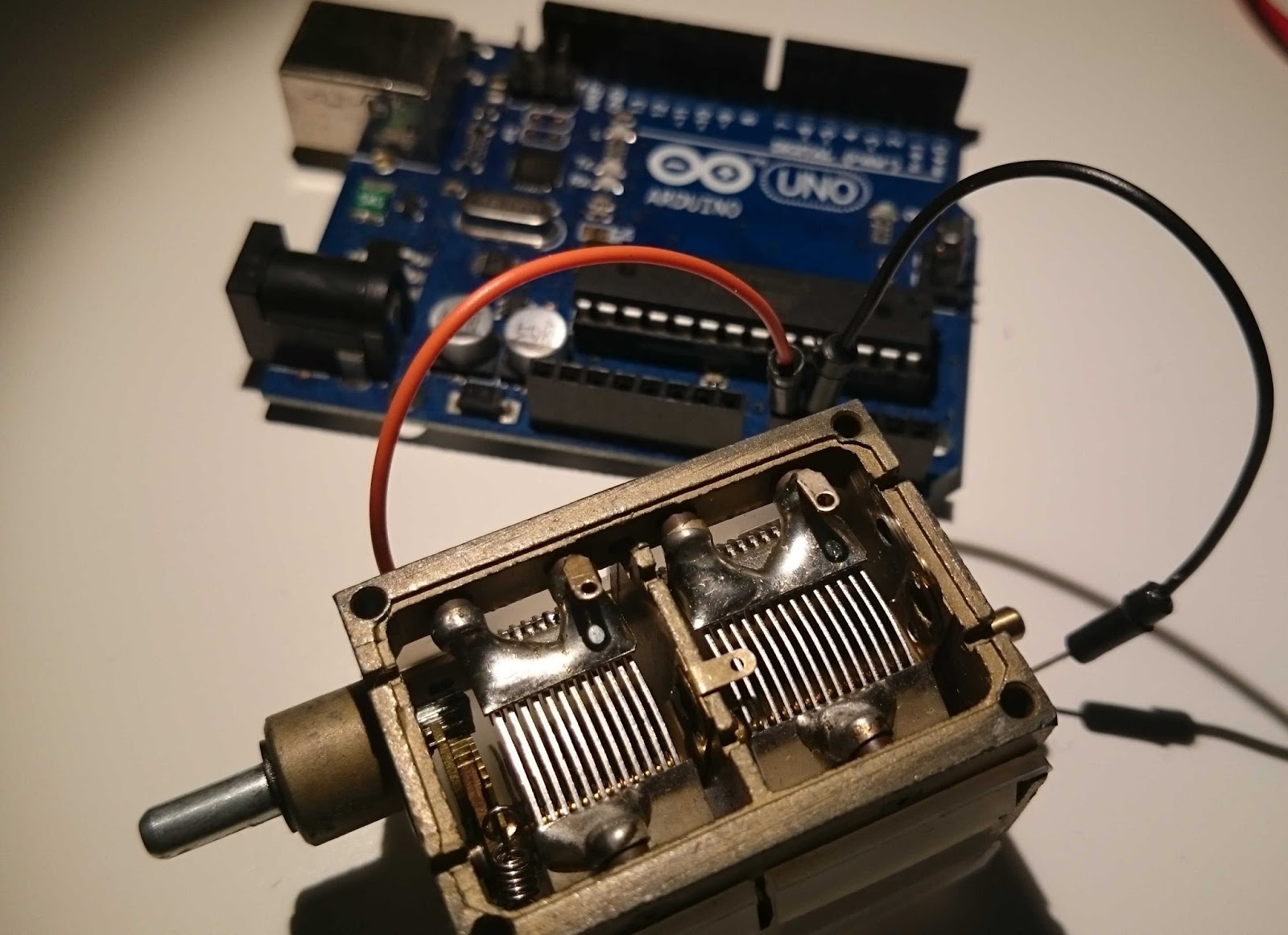 Learn On The Fly How To Test Pf Range Of A Variable Capacitor Tester Schematic With An Arduino Uno Or Any Atmega328 Boards Beginner