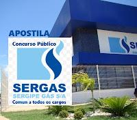 Concurso SERGAS - Sergipe Gás S.A