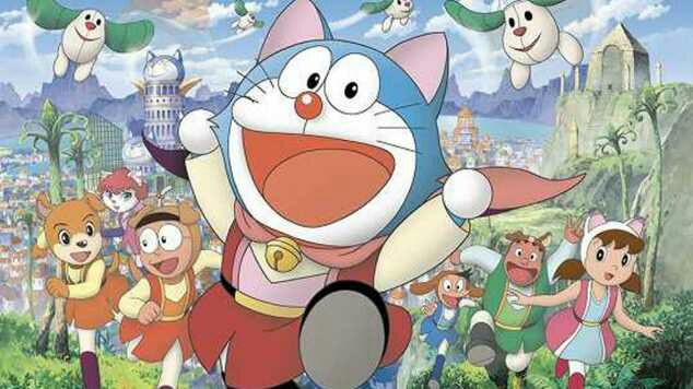 Doraemon Movie 25: Nobita no Wan Nyan Jikuuden Subtitle Indonesia