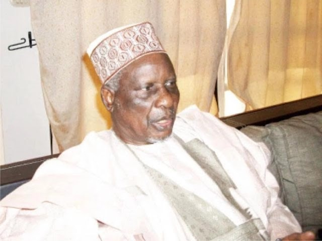 Buhari has only performed well in noise making for three years – Chairman, Northern Elders Council