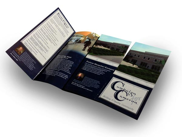 20 Examples of Hospital Brochure Designs - Jayce-o-Yesta