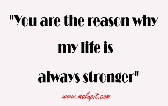Sweet Love Quotes You Are The Reason Why Life Quotes Love